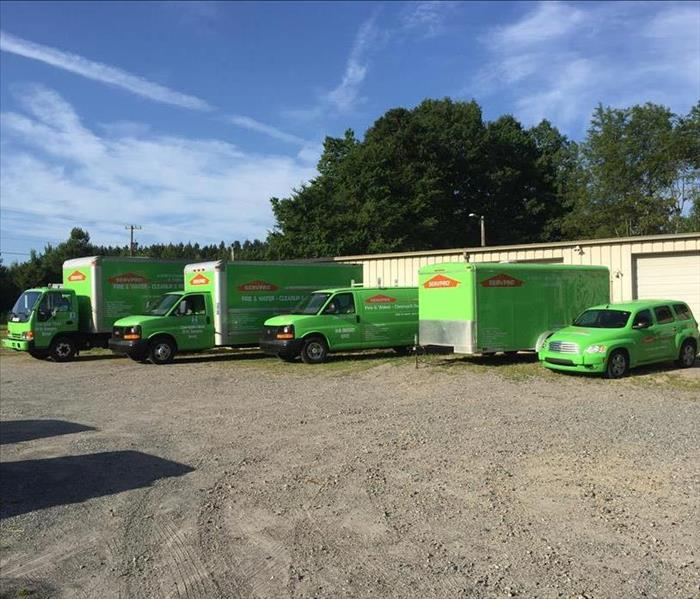 SERVPRO of North Cabarrus County & China Grove Fleet